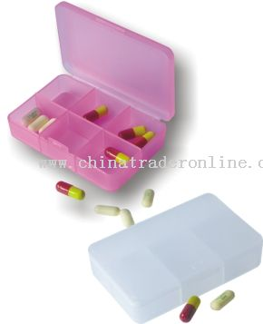 Pill Box from China