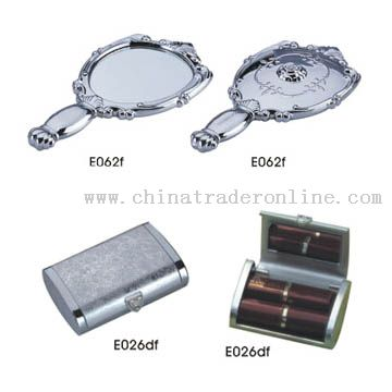 Lipstick Cases, Princess Mirror from China