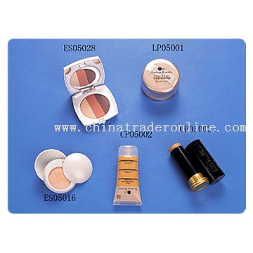 Loose Powders, Cover Stick, Foundation from China