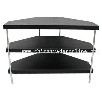 3-Tier Corner TV Stand