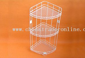 3 layer tricorn shelf from China