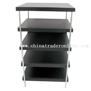 5-Tier Audio/Video Stand