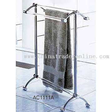 Acrylic Towel Rack