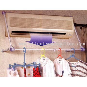 Air Conditioning Fast-Drying Rack