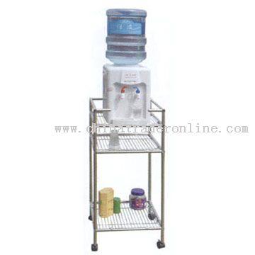 Drink Machine Rack