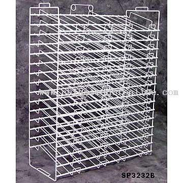 Scrapbook Rack