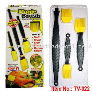 Silicone Brush Sets