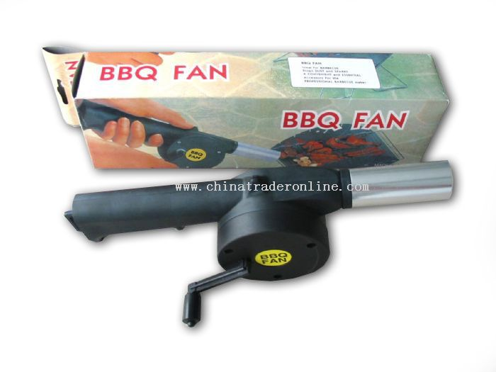 BBQ FAN from China