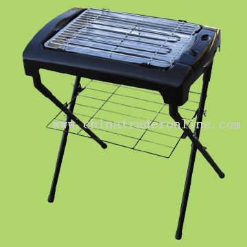 Electric BBQ Grill from China