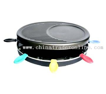 Raclette Grill from China