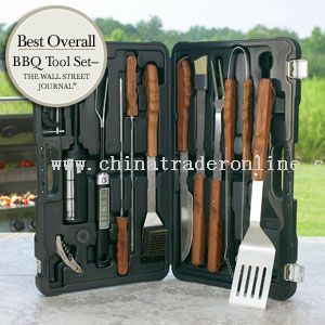 Heritage Professional Barbecue Grill Tool Set
