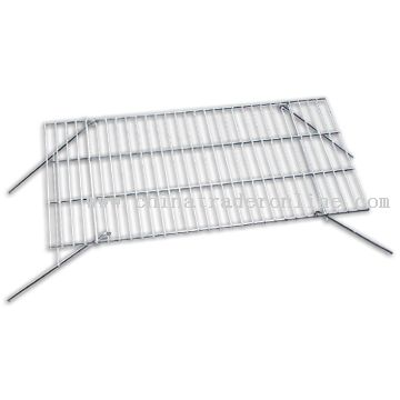 Rectangle BBQ Grill (with Feet)