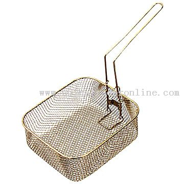 Square Frying Basket from China