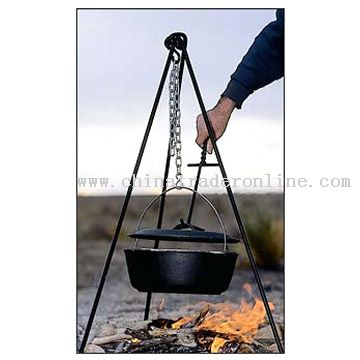 Cast Iron Dutch Oven Set