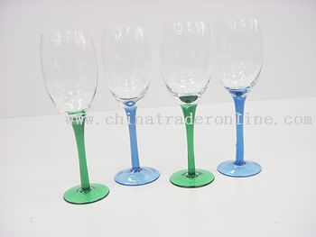 4 PCS WINE GLASS