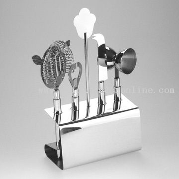 Barware Tool Set