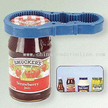 Flexible Jar and Bottle Opener
