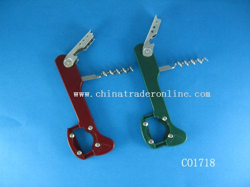 Portable Corkscrew