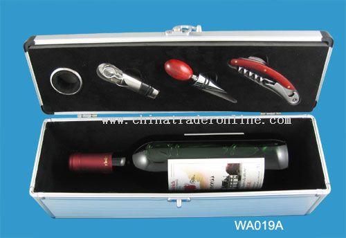 Red Wine Tools Set