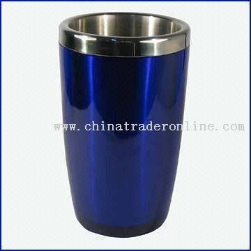 Double-wall Champagne Pail with S/S Interior