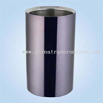 Stainless Steel Champagne Cooler with Combination from China