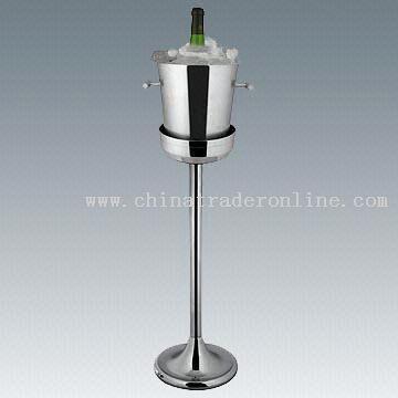 Stainless Steel Primium Wine Bucket Stand