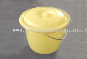 pail with cover from China