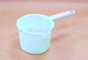 water ladle with 2-color handle