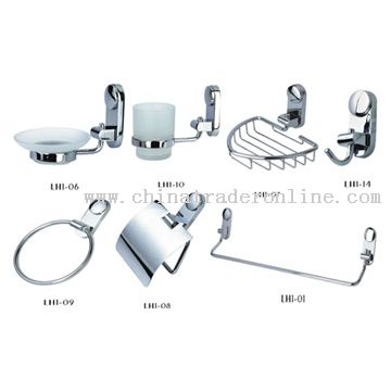 Bath Accessories | Overstock.com: Bath Accessory Sets, Shower Rods