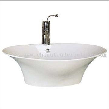 Ceramic Bowl Washbasin