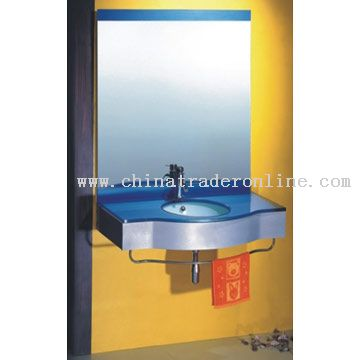Glass Basin from China