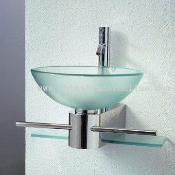 Sanna Model Glass Basin