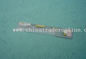 comb(138x24.6x3mm)