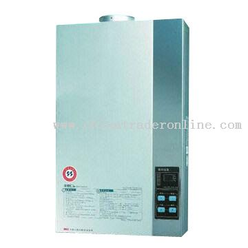 10-liter Room Sealed Gas Water Heater from China