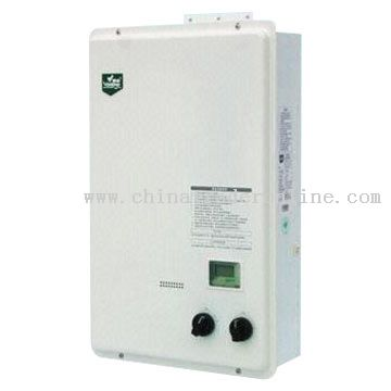 8-Liter room sealed gas water heater