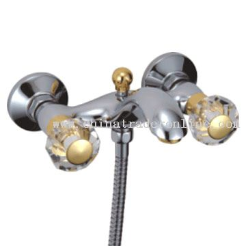 Double Handle Bathtub Mixers from China