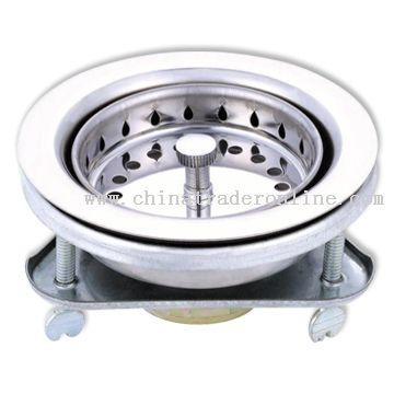 Stainless Steel Sink Strainer from China