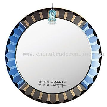 Bordered Mirror from China