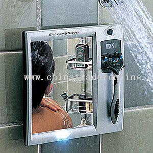 Fogless Shaving Mirror