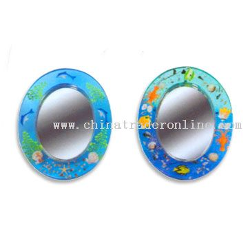 Poly-Resin Mirrors from China