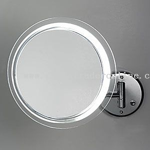 Surround Light 7X Wall Mirror