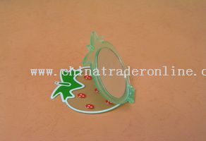 strawberry shape mirror(110x85x6mm)