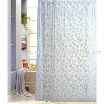 Wholesale PVC Shower Curtain Buy Discount Made In