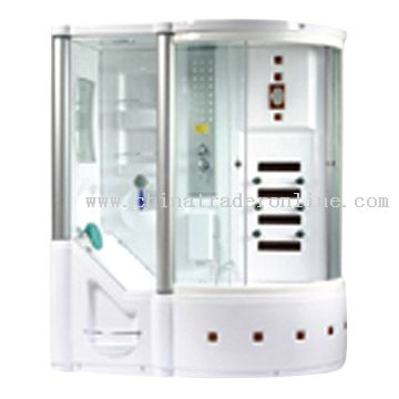 Luxery Shower Room with Optional Spa Function