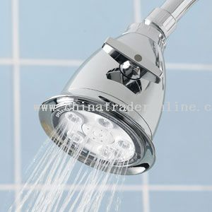 Showerhead With Massage