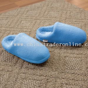 NAP plush slipper
