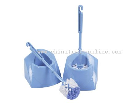 Toilet Brushes - Decorative Toilet Brush Holders & Toilet Bowl