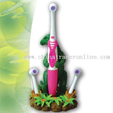 Battery Powered Toothbrush
