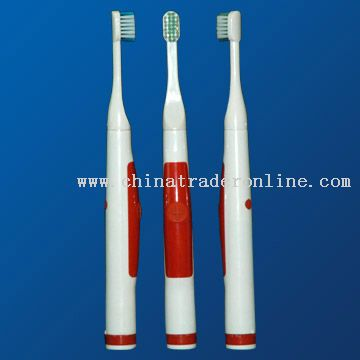 Dry Cell Compact Electric Toothbrushes