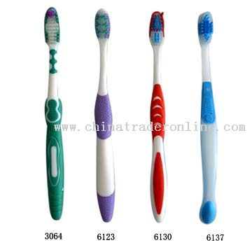 Gum Massagers Toothbrush
